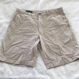 Perry Ellis flecked shorts
